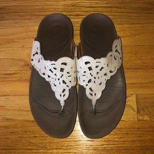Fitflop tall flip flops